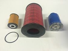 Filter Kit Suit NISSAN NAVARA D22 3L TDIESEL ZD30 AIR A1495 OIL R2593P FUEL Z332