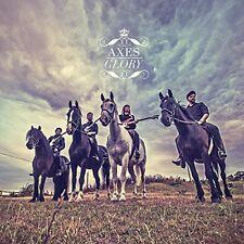 Glory - Axes (2014, CD NEUF)