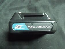 New Genuine Makita BL1016 12 Volt CXT 12v Lithium-Ion 1.5 AH Battery