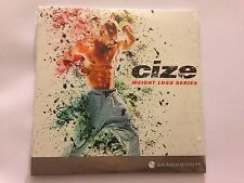 CIZE WEIGHT LOSS SERIES 2 DISC DVD SET NEW SEALED SHAUN T