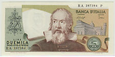 BANCA d'ITALIA 22.10.1976 2,000 LIRE (PICK#103b) CH CU