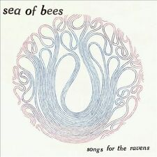 SEA OF BEES Songs for the Ravens (Crossbill CD 2010) Acoustic, Indie Pop Rock