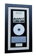 KAISER CHIEFS Truly Angry Mob CLASSIC CD TOP QUALITY FRAMED+EXPRESS GLOBAL SHIP
