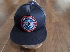 U.S NAVY TOP GUN FIGHTER WEAPONS SCHOOL HAT OFFICIAL MILITARY BALL CAP USA MADE