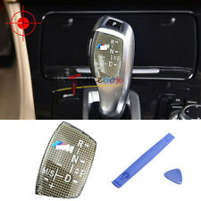 One Gear Shift Knob Panel For X1 X3 X5 X6 M3 M5 F01 F10 F30 F35 F18 GT 1 3 5