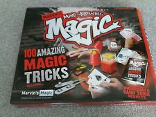 Marvins Blowing Magic 100 Mind Tricks