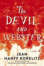 The Devil and Webster by Jean Hanff Korelitz (2017, Paperback, ARC) IN STOCK!