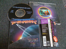 STRATOVARIUS / twilight time /JAPAN LTD CD OBI