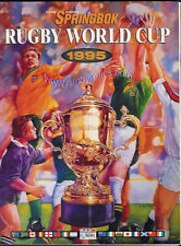 Flying Springbok - Rugby World Cup 1995 magazine of South African Airways RARE