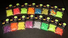 MAD RIVER 16 PKG SUPER UV 8mm TROUT BEADS-STEELHEAD-SALMON FREE BEADS INCLUDED