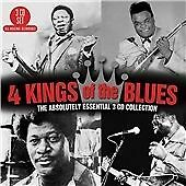 Various Artists-4 Kings of the Blues-Absolutely Essential 3 CD Collection 2014)