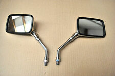 BRAND NEW PAIR SET OF E MARKED MIRRORS FOR HONDA CBF600 CB750 VT125 CA125 E MARK