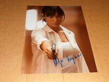 Olga Kurylenko *James Bond - Quantum Trost*, original signiertes Foto in 20x25