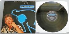 Paul McCartney - Give My Regards To Broad Street Japanese EMI Odeon 1984 LP
