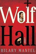 Wolf Hall by Hilary Mantel (2009, Hardcover)