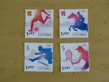 CHINA 2012-17 London 2012 Olympic Game stamps