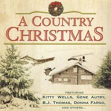 A Country Christmas [St. Clair] (CD, Apr-2007, St. Clair) NEW SEALED