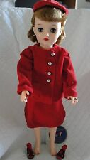 Vintage Ideal Revlon 1950's Doll 18""