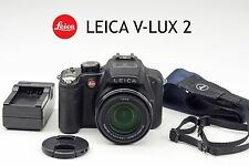 Leica V-LUX 2 14.1 MP 24x Super Zoom (25-600mm) Digital Camera  VLUX2 DMC-FZ100