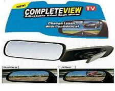 2 X BLIND SPOT MIRROR TOWING REVERDING DRIVING SELF ADHESIVE CAR VAN  WIDER VIEW