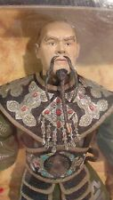 AMAZING CAPTAIN SAO FENG DISNEY PIRATES OF THE CARIBBEAN TATTOOED HEAD MINT NRFB