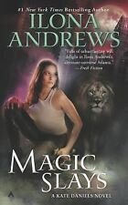 Magic Slays (Kate Daniels, Book 5), Ilona Andrews, Good Condition, Book