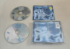 2CDs  Maxi Dance Sensation 14  Dr. Alban, DJ Bobo u.a.  32.Tracks  1994  22