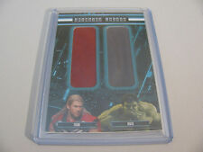 2015 Upper Deck Avengers: Age of Ultron Locker Costume Relic Thor / Hulk  AL2-TH