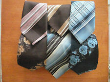 COLLECTION OF 6 RETRO TIES