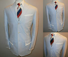 STYLISH 40 / M BLUE BOATING REGATTA COLLEGE ROWING BLAZER SUIT JACKET SPORT COAT