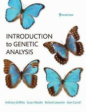 Introduction to Genetic Analysis, 9th Edition, Sean B. Carroll, Richard C. Lewon