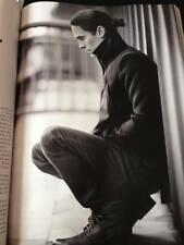 JARED LETO PHOTO INTERVIEW UK MAGAZINE MARCH 2014