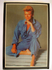 CPA DAVID BOWIE * PC 7 * CARTE POSTALE