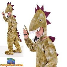 DINOSAUR FUNNY MASCOT BIG HEAD mens ladies womens fancy dress costume