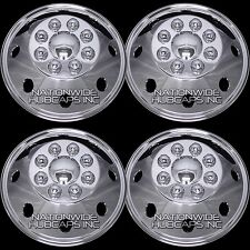 "Ford TRANSIT Connect 150 250 350 Cargo Van 16"" Chrome Wheel Covers Rim Hub Caps"