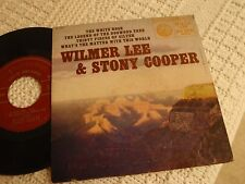 WILMER LEE & STONY COOPER  COLUMBIA HALL OF FAME EP 2837 THIRTY PIECES OF SILVER