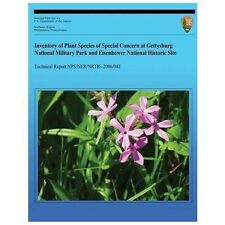 Inventory of Plant Species of Special Concern at Gettysburg National Military...