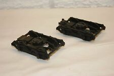 O gauge SPARE PARTS 2x Lima Bogies for Large Tanker Tank Wagon