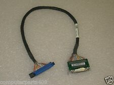 NEW 1 Genuine Dell PowerEdge 2800 Riser to Rear Wall SCSI Cable Assembly - F2389
