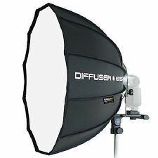 "SMDV Soft-box Dodecagon Diffuser 65 25"" f/ Speed-light Speed-lite Quantum Flash"