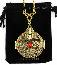 The Mortal Instruments PORTAL Door NECKLACE GOLD Pendant SHADOWHUNTER CLARY