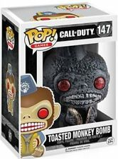 Call of Duty Toasted Monkey Bomb POP Figure COD Cymbal Monkey