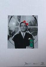 "Death NYC - Dali Coffee ""Rare Limited Edition Signed Graffiti Print"""