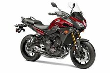YAMAHA MT-09 TRACER (FJ-09) SERVICE , Owner's  & Parts Manual CD