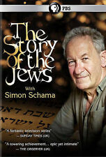 The Story of the Jews with Simon Schama New DVD! Ships Fast!