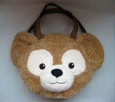 Disney Duffy Bear Big plush tote bag Tokyo Disney Sea JAPAN exclusive ShellieMay