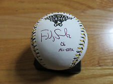 JASON BAY & FREDDIE SANCHEZ signed '06 ALL STAR GAME Baseball PITTSBURGH PIRATES