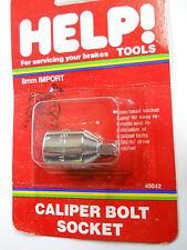 Help Parts 8mm Import Vehicle Caliper Bolt Socket