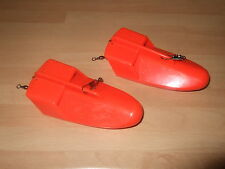 2 x New DIVING PARAVANE for TROLLING from FISHING BOAT - HI-VIS ORANGE -