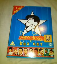 JERRY LEWIS 11 DISC-COMPLETE DVD BOXSET-SHIP-WORLDWIDE